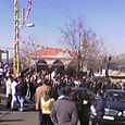 Service for Basil in Ain Zhalta