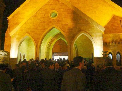 Protestant_church_service_beirut_22_feb_